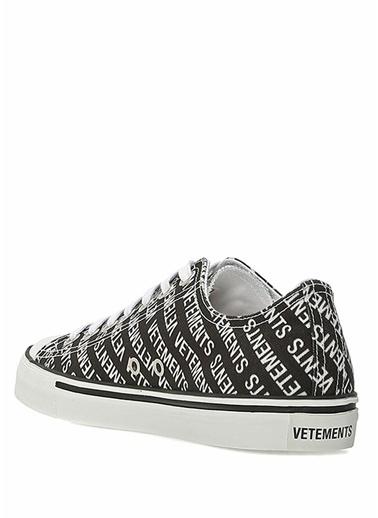 Vetements Sneakers Siyah